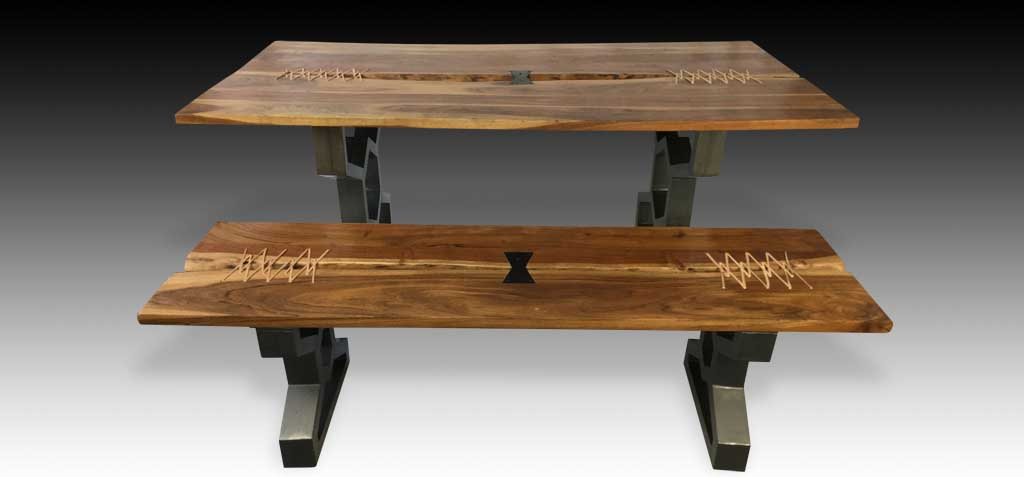Handcrafted Furniture Singapore Thanya Dining Table